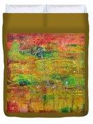 Seasonal Ecology Duvet Cover