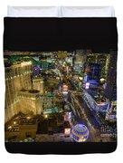 Sin City Duvet Cover by Eddie Yerkish