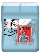 Smile Duvet Cover