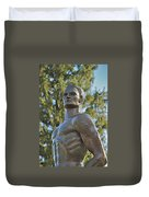 Sparty Duvet Cover