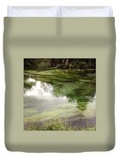 Spring Water Duvet Cover