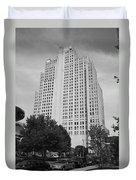 St. Louis Skyscraper Duvet Cover