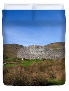 Staigue Fort At 2,500 Years Old One Duvet Cover