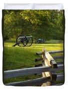 Stones River Battlefield Duvet Cover