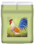 Strutting My Stuff, Rooster Duvet Cover