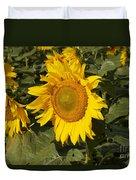 Sun Flower Duvet Cover