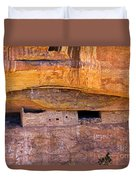 Sun Point View Mesa Verde National Park Duvet Cover