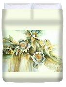 Sunflowers V Duvet Cover