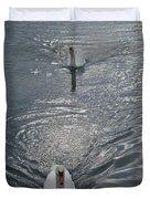 2 Swan Duvet Cover