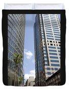 Sydney Skyscraper Duvet Cover