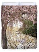 Spring Break Duvet Cover