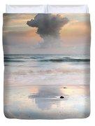 Talisker Bay Sunset Duvet Cover