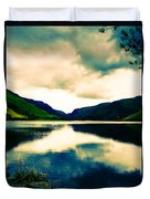 Talyllyn Lake Snowdonia Duvet Cover