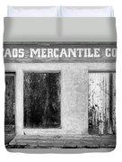 Taos Mercantile Duvet Cover