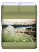 Tatshenshini River Duvet Cover