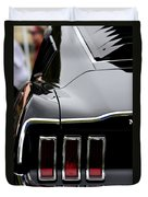 Terra Nova Hs Car Show Duvet Cover