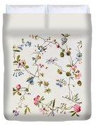Textile Design Duvet Cover