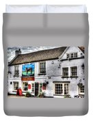 The Bull Pub Theydon Bois Essex Duvet Cover