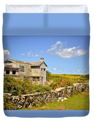 Island Farm  Duvet Cover