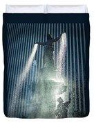 The Genius Of Water  Duvet Cover