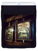 The Great Darke County Fair Duvet Cover