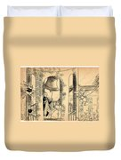 The Liberty Bell Duvet Cover