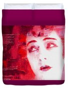 The Look Of Love Duvet Cover