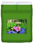 The Magic Garden Duvet Cover