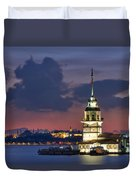 The Maiden's Tower Duvet Cover