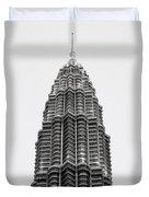 The Petronas Towers Duvet Cover