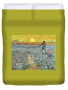 The Sower Duvet Cover