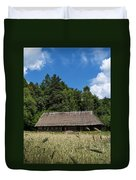 Traditional Polish Cottage House Duvet Cover