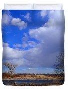 2 Tree 1 Duvet Cover