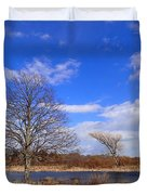 2 Tree Duvet Cover