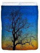 Tree Skeleton Duvet Cover