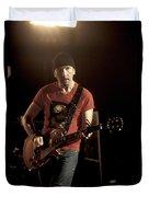 U2 - The Edge Duvet Cover