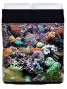 Underwater View Duvet Cover