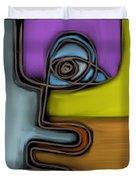 Untitled 363 Duvet Cover