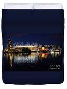 Vancouver British Columbia 3 Duvet Cover