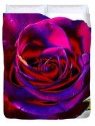 Velvet Rose Duvet Cover