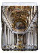 Versailles Chapel Duvet Cover