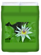Water Lily  3 Duvet Cover