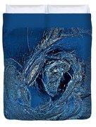 Water Rose Duvet Cover