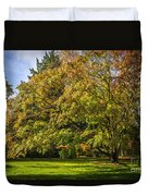 Westonbirt Arboretum Duvet Cover