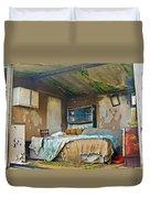 Where Do They Sleep Now Duvet Cover