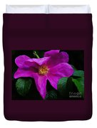 Withered Rose Duvet Cover