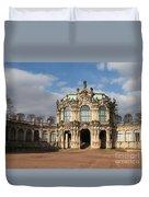 Zwinger - Dresden - Germany Duvet Cover