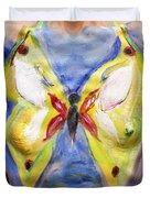 20. Suzy Scheinberg, Artist, 2015 Duvet Cover