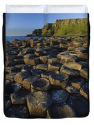 The Giants Causeway Duvet Cover