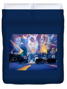 Phish-20 Years Later Duvet Cover